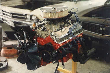 4 High Performance Chevrolet Engine Parts For Sale Wo on 1967 mustang alternator wiring diagram
